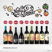 Set of Wine Mollydooker(3ddanlod.ir) 260