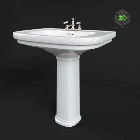 Sink Devon&Devon Classica(3ddanlod.ir) 076