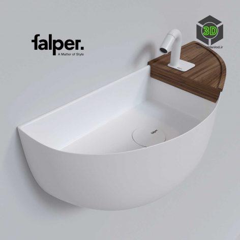Sink Falper Bowllino(3ddanlod.ir) 011