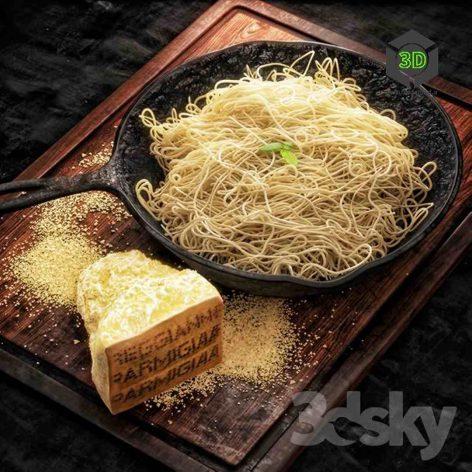 Spaghetti(3ddanlod.ir) 115