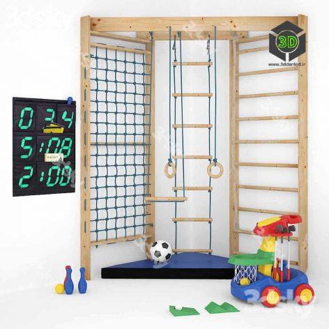 Sports Complex for Children 01(3ddanlod.ir) 204