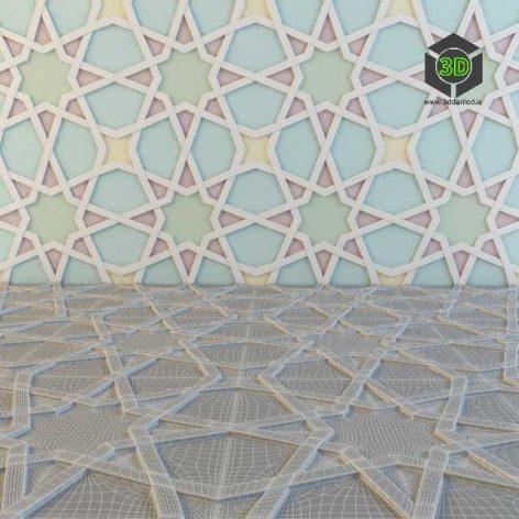 Stucco (Uzbekistan) 05 (3ddanlod.ir) 156