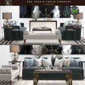 The Sofa & Chair Company Set 01(3ddanlod.ir) 274
