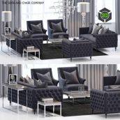The Sofa & Chair Company Set 4(3ddanlod.ir) 783