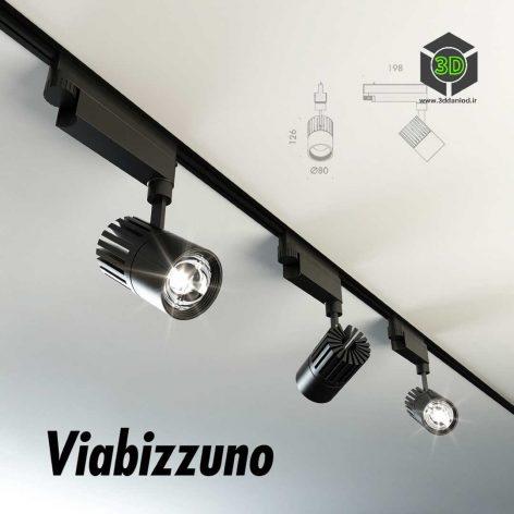 Viabizzuno Eco Track(3ddanlod.ir) 203