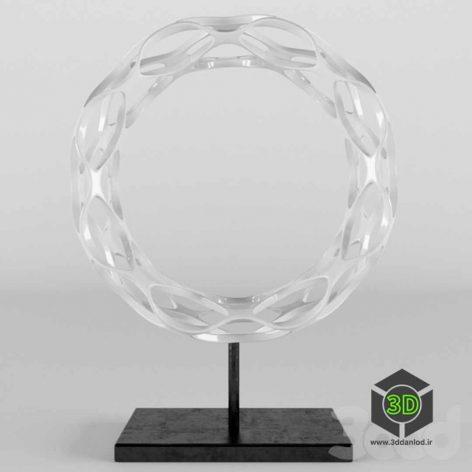 Voronoi Circle(3ddanlod.ir)