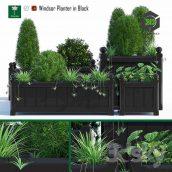 Windsor Planter(3ddanlod.ir) 096