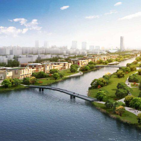 city model 001 bird view(3ddanlod.ir) 101