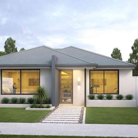 villa exterior model 19 (3ddanlod.ir)