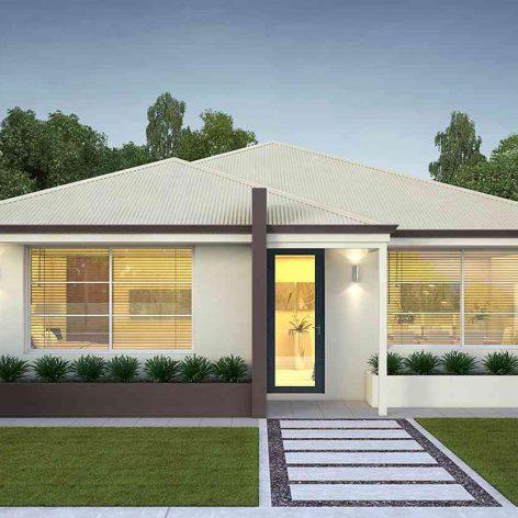 villa exterior model 20 (3ddanlod.ir)