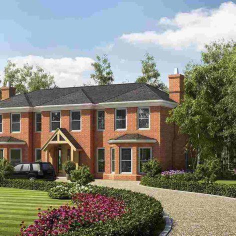 villa exterior model 22 (3ddanlod.ir)