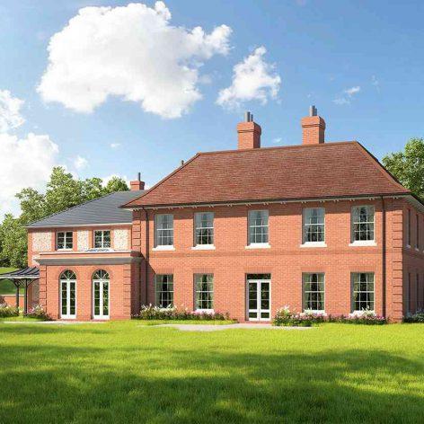 villa exterior model 35 (3ddanlod.ir)