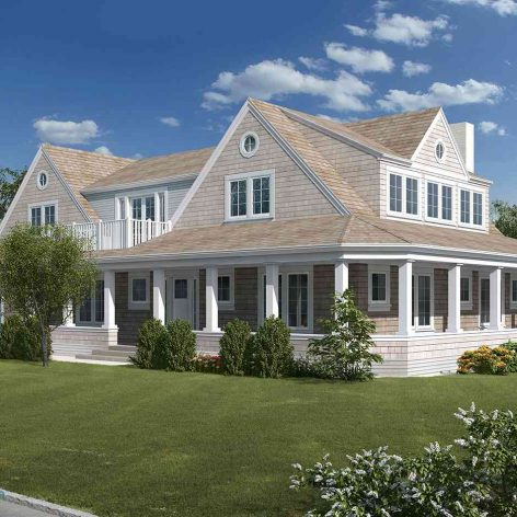villa exterior model 41 (3ddanlod.ir)