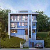 villa exterior model 49 (3ddanlod.ir)