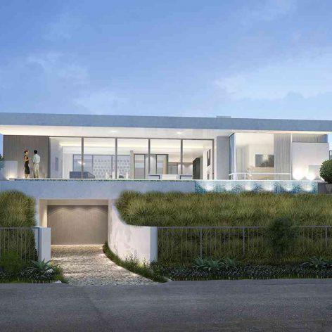 villa exterior model 58 (3ddanlod.ir)