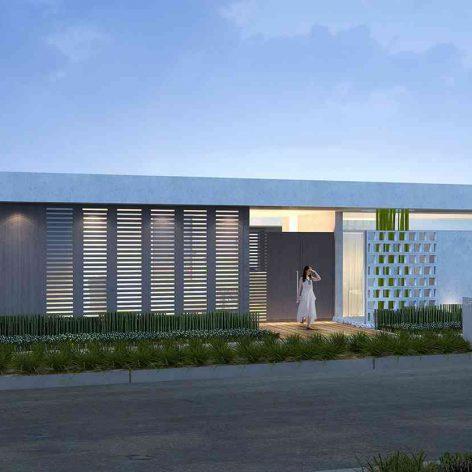 villa exterior model 59 (3ddanlod.ir)