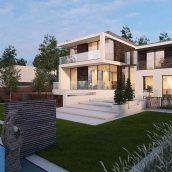 villa exterior model 70-2 day (3ddanlod.ir)