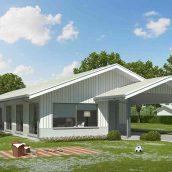 villa exterior model 74 (3ddanlod.ir)