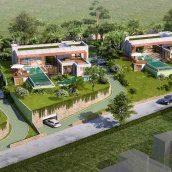 villa exterior model 85 (3ddanlod.ir)