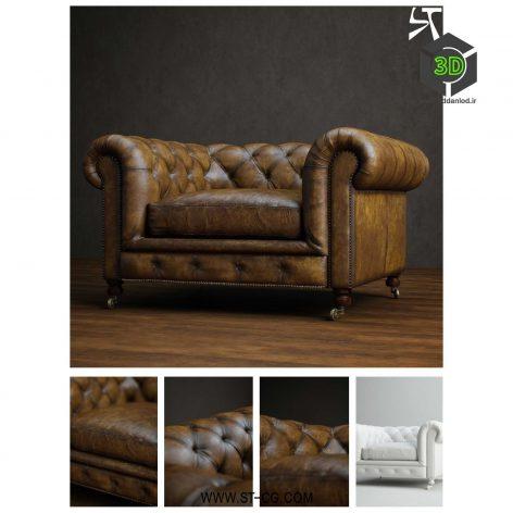 furniture pack 058 (3ddanlod.ir)