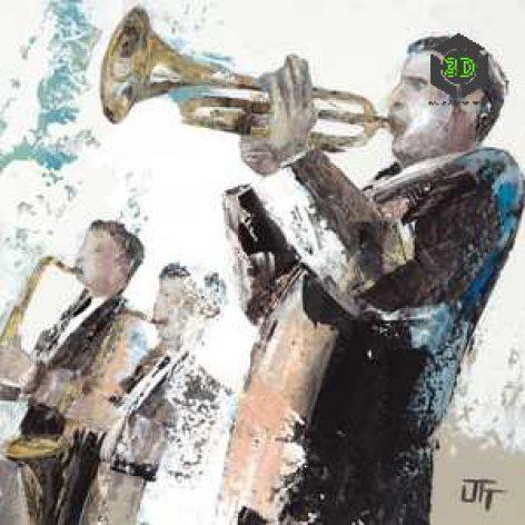 modern painting 045 (3ddanlod.ir)