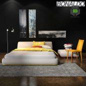 Bonaldo Amos Bed (3ddanlod.ir) 150