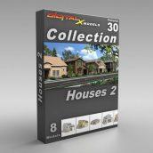 XModels_Vol_030_Houses cover 02 (3ddanlod.ir