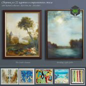 Collection of Contemporary Paintings(3ddanlod.ir) 024