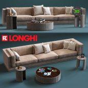 Fratelli Longhi MASON 3 Seates Sofa(3ddanlod.ir) 009