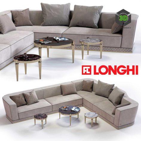 Fratelli Longhi WELLES Corner Sofa(3ddanlod.ir) 008