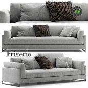 Frigerio Salotti Davis in Sofa(3ddanlod.ir) 826