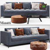 Minotti ANDERSEN QUILT Sofa(3ddanlod.ir) 474