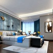 Modern Bedroom Style Interior004(3ddanlod.ir)