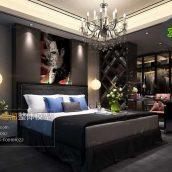 Modern Bedroom Style Interior033(3ddanlod.ir)