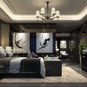 Modern Bedroom Style Interior034(3ddanlod.ir)