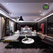 Modern Bedroom Style Interior071(3ddanlod.ir)