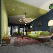Modern Style Livingroom Interior021-1(3ddanlod.ir)