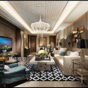 Modern Style Livingroom Interior077(3ddanlod.ir)