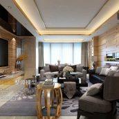 Modern Style Livingroom Interior080(3ddanlod.ir)