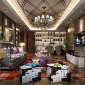 Modern Style Livingroom Interior101(3ddanlod.ir)
