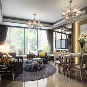 Modern Style Livingroom Interior108(3ddanlod.ir)