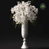 Orchid Bouquet(3ddanlod.ir) 036