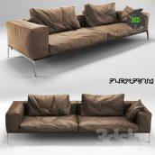 Sofa Flexform Lifesteel(3ddanlod.ir) 197