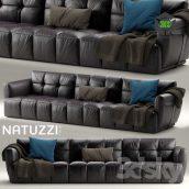 Sofa Herman NATUZZI ITALIA(3ddanlod.ir) 156