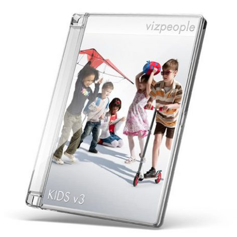 VizPeople - Kids V3 (3ddanlod.ir)