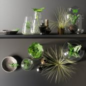 (3ddanlod.ir) decorative_set vase