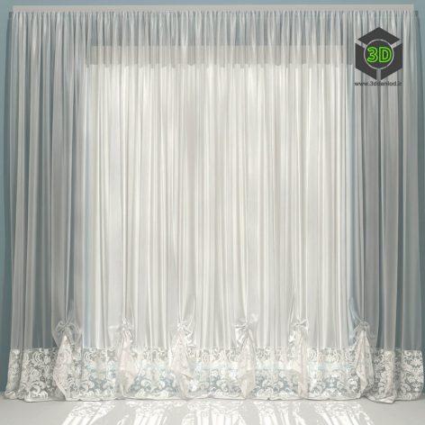 curtain light (3ddanlod.ir)