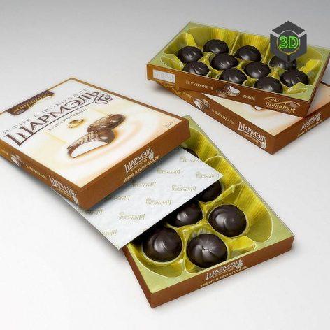 chocolate box (3ddanlod.ir)
