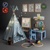 child furniture (3ddanlod.ir)