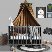 child bed (3ddanlod.ir)